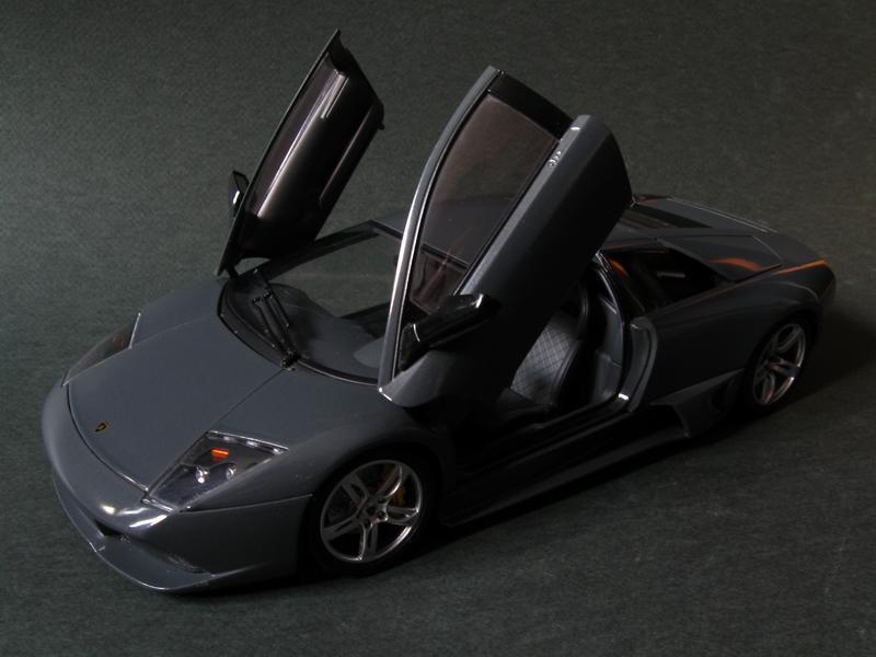 1:18 Norev Lamborghini Murcielago LP640